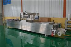 DLZ-520全自动盒式拉伸膜真空包装机生产厂家