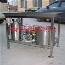 利特厂家直销不锈钢手动盐水注射腌制机