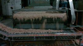 DW虾皮脱水烘干生产线