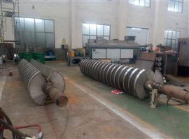 JYG污泥空心桨叶式干燥机