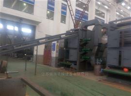 DW腰果专用网带式干燥机