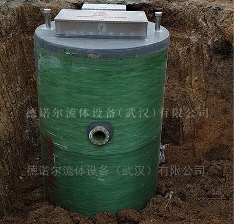 沈阳  不锈钢泵站 智能供水排污泵站