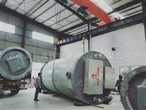 吉安  一體化提升泵站 地埋式污水排放泵