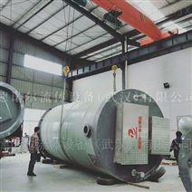 揭陽  不銹鋼預制泵站 城鎮雨水防汛泵站