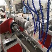 PVC-U加筋管生产线单螺杆管材挤出机设备