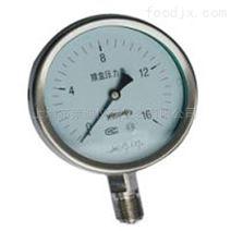 供应上海仪表四厂YE-100B不锈钢膜盒压力表