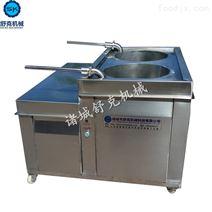 玉兔苏式鲜肉香肠卧式大产量液压灌肠机