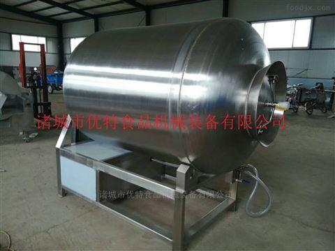不锈钢全自动呼吸式真空滚揉机