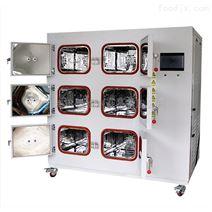 塑胶跑道VOC释放量测试舱