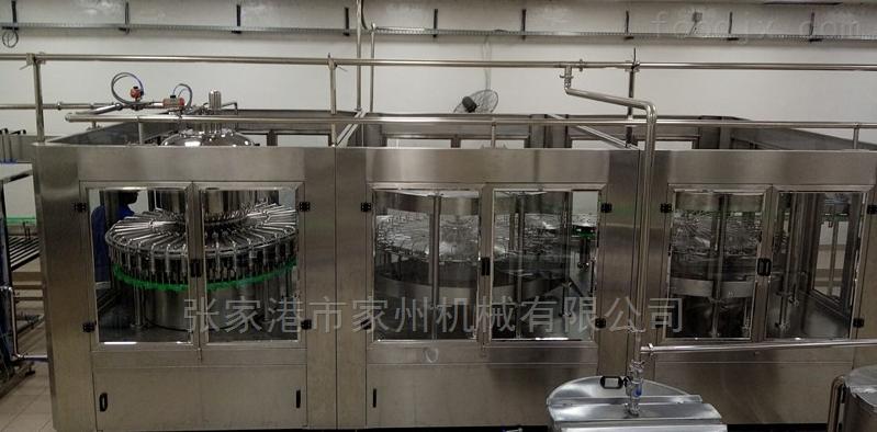 全自动果汁生产机械厂家批量