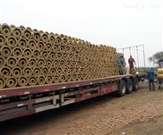 铝箔岩棉管管道耐火保温材料