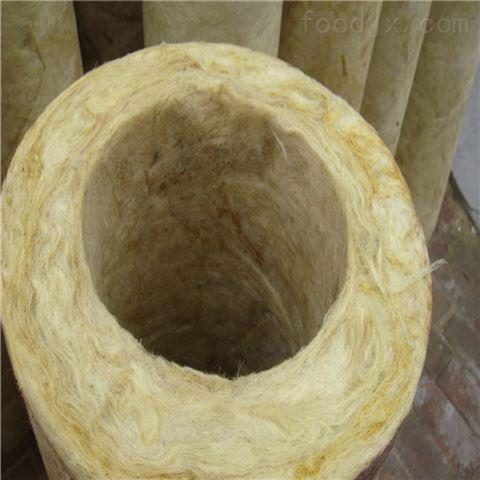 铝箔岩棉保温管耐高温材料