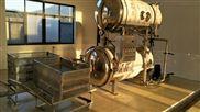 食品機械供應小型高溫立式殺菌鍋設備