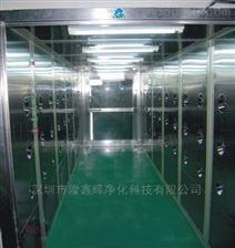 LXH-009304不锈钢专业风淋室厂家
