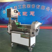 台湾多功能切菜机 商用切丝切断切条切块