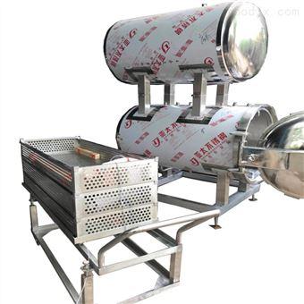 700/1200强大机械热销800型号鸭蛋电加热杀菌锅