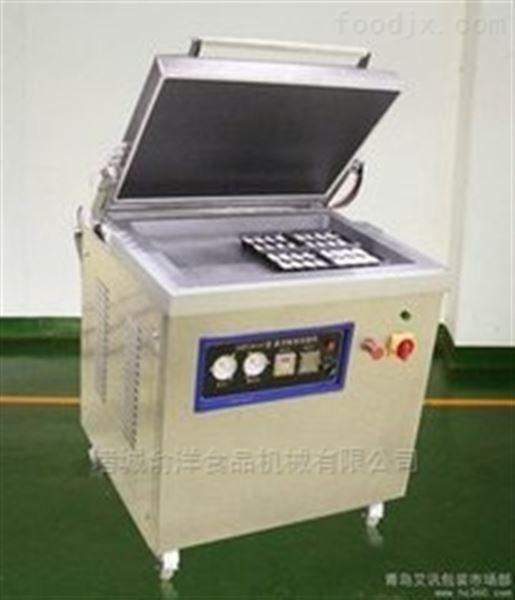 立体真空自动覆膜包装机