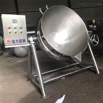 200秋梨膏熬制锅 可倾式不锈钢炒锅