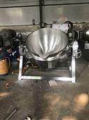 电加热夹层锅在强大机械