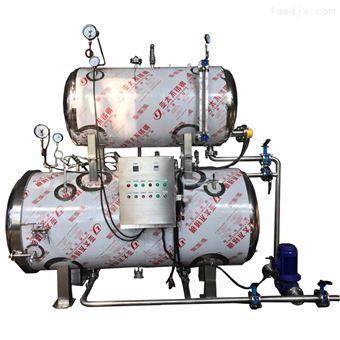 700电加热杀菌锅 全自动不锈钢高温杀菌设备
