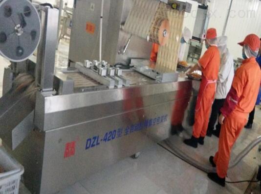 內蒙古牛排拉伸膜真空包裝機廠家