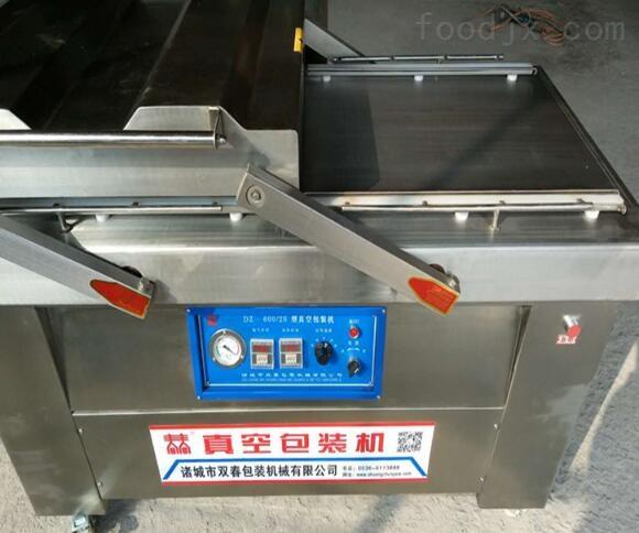 內蒙古全自動牛排拉伸膜真空包裝機