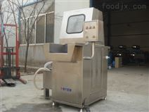 强大机械带骨盐水注射机
