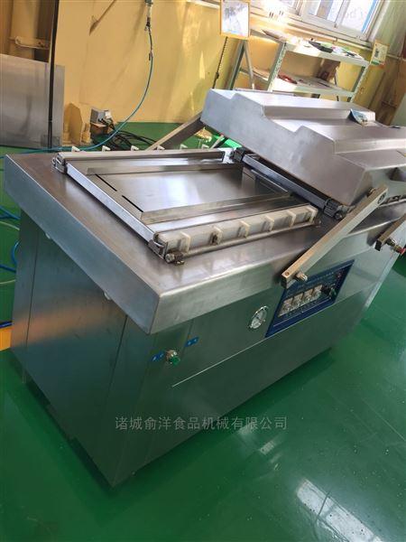 全自动盒式拉伸膜真空包装机生产厂家