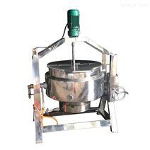 东北美味锅包肉带搅拌夹层锅