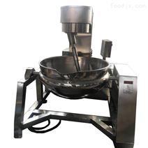 高粘度酱料炒制专用行星搅拌夹层锅