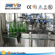 不锈钢玻璃瓶啤酒灌装生产线