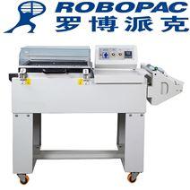佛山ROBOPAC二合一PE热收缩膜包装机报价 