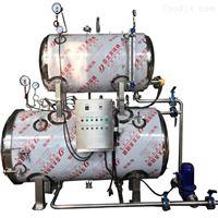600/1000立式碳钢高温高压带加热杀菌锅