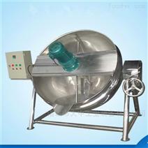 蒸汽可倾斜搅拌式夹层锅