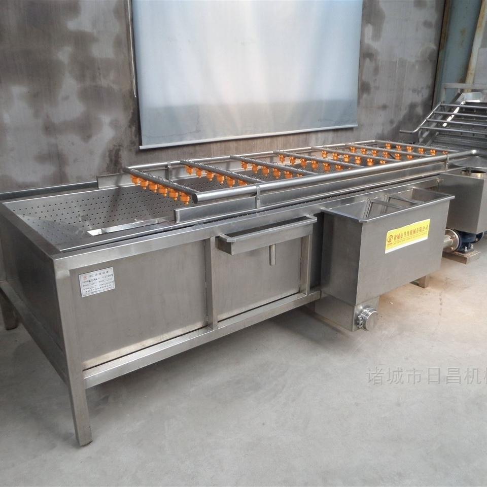 冷冻肉快速解冻清洗机