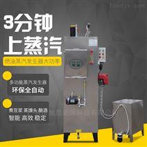 湘潭旭恩厂家0.2吨燃油蒸汽发生器出厂报价