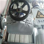 广州新沙项目  耐高温阀门保温套  保温衣