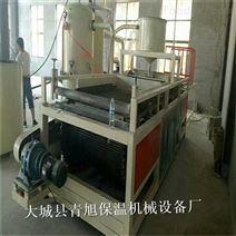 全套硅质聚苯板设备AEPS保温板生产设备图文
