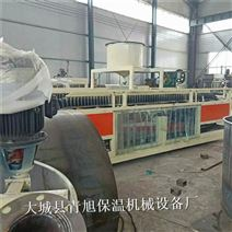 热固型硅质板设备A级改性聚苯板生产线厂家