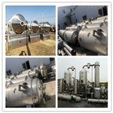 高价 回收二手30平方不锈钢冷凝器