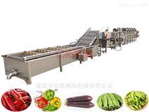 净菜加工设备生产线价格