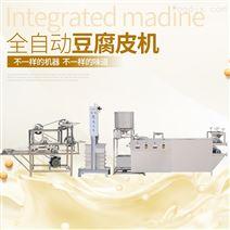 热销全自动豆腐皮机生产设备江苏泰州千张机