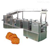 全自动多功能饼干生产机械设备