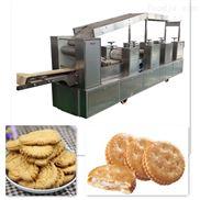 中小型全自动饼干机流水线