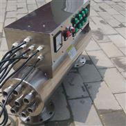 紫外線消毒器的安裝方式 水處理殺菌儀圖片
