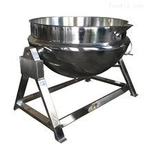 姜湯帶攪拌電加熱可傾式夾層鍋