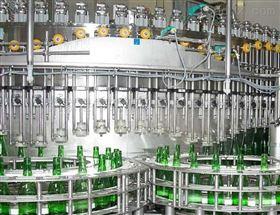 小型饮料灌装生产线原理