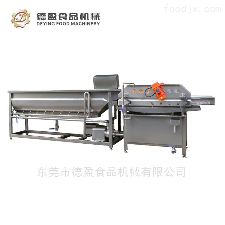 DY-4200-专业净菜配送蔬菜加工中心 洗菜机 德盈机械