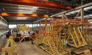 上海商用飞机制造厂低温冷库项目