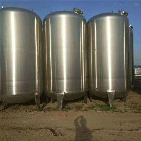 长期供应各型号的全新和二手不锈钢存储罐